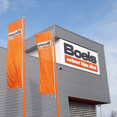 Boels Machineverhuur, Alkmaar